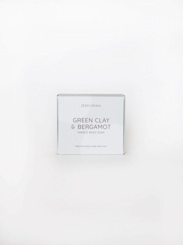 Klik om naar Groene klei Bergamot Zeeplokaal te gaan
