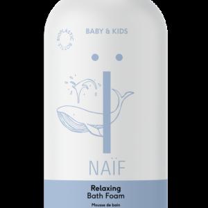 klik om naar Naif Relaxing Bath Foam te gaan