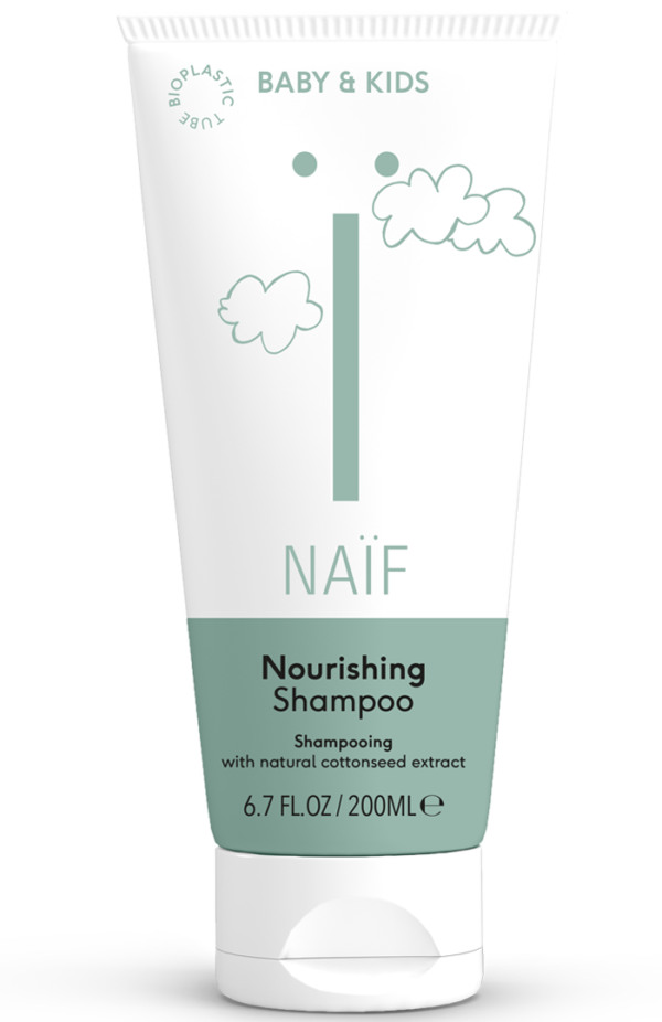 klik om naar Naif Nourishing Shampoo Baby en Kids te gaan