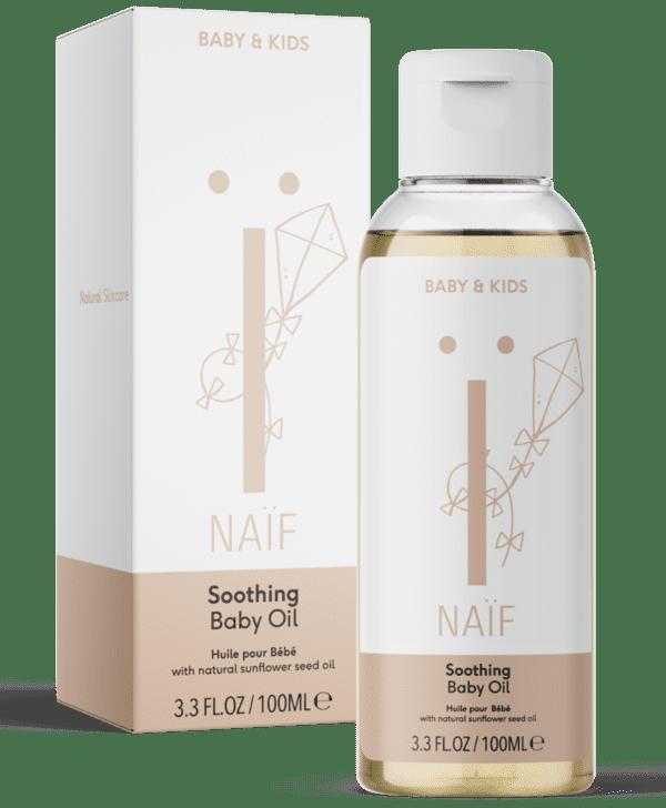 Klik om naar Naif Soothing Baby Oil te gaan