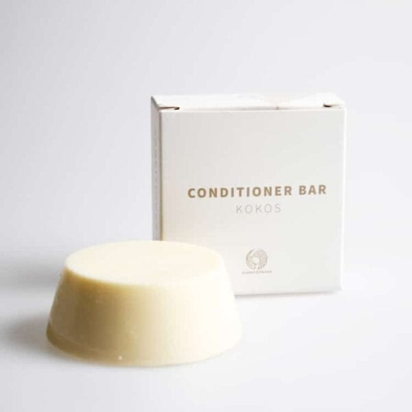 Knop om de Conditioner Bar Kokos te kopen