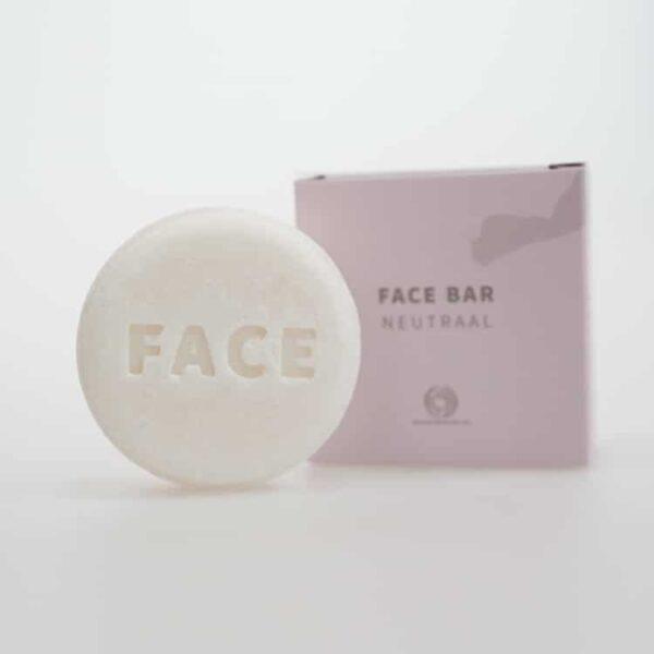Klik om naar face bar neutraal shampoobars te gaan